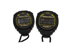 BalancePlus stopwatches for curling