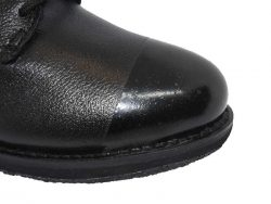 BalancePlus toe coating view of side of shoe