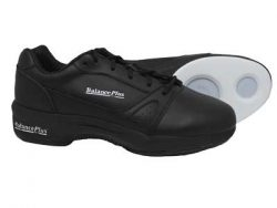 BalancePlus 404 series curling shoes side by side view