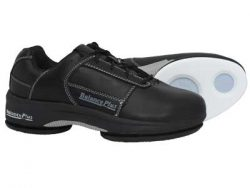 BalancePlus 504 series curling shoes side by side view