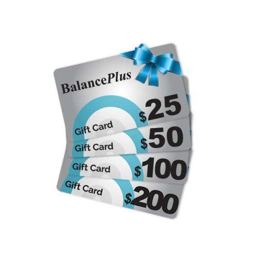 BalancePlus gift card
