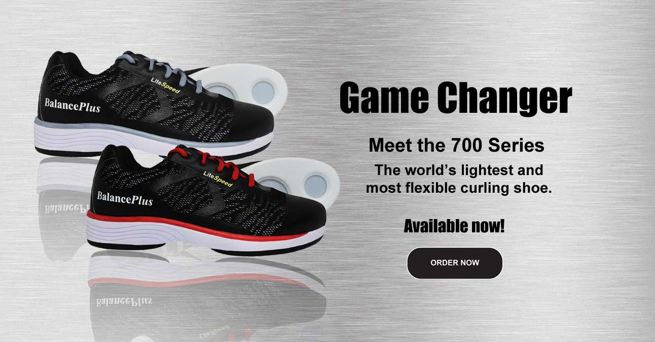 700 Series Curling Shoes